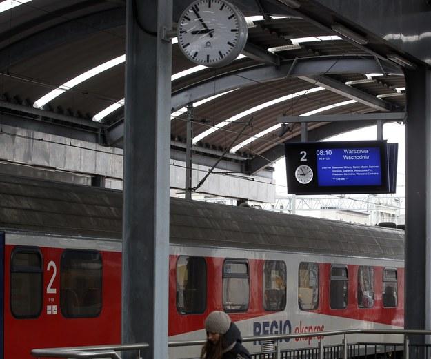 Po nieprawidłowościach w Kolejach Śląskich sąd chce aresztu dla 3 osób /Andrzej Grygiel /PAP