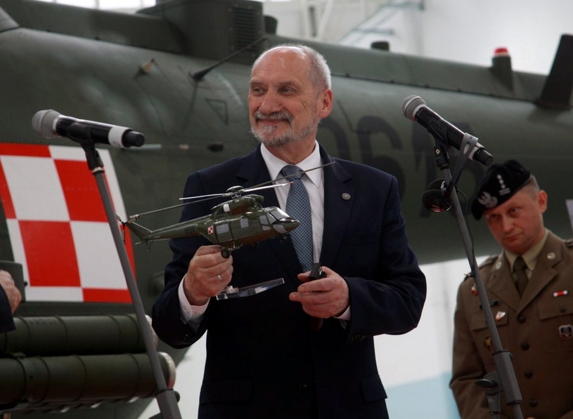 Po obietnicach ministra Macierewicza, wojsku pozostały jedynie modele /Małgorzata Genca/Polska Press /East News