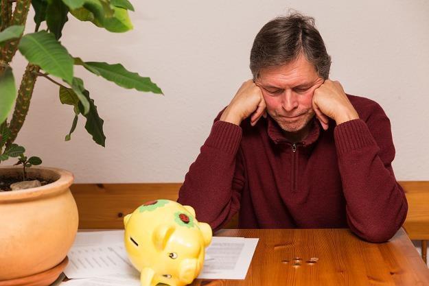 Po obniżeniu wieku emerytalnego wypłacane emerytury będą bardzo niskie /©123RF/PICSEL