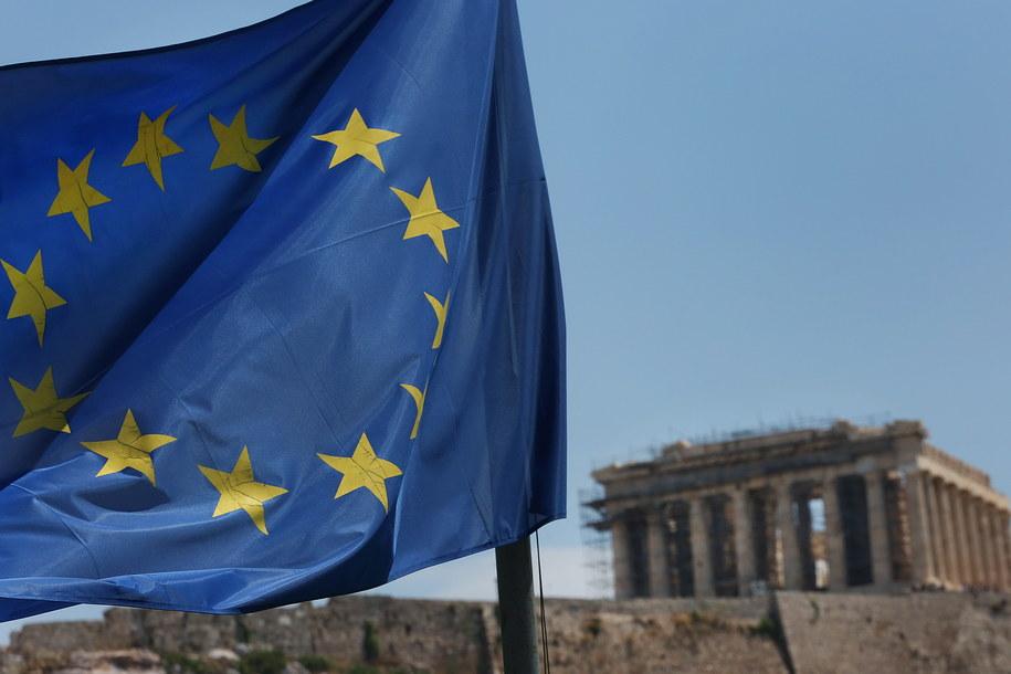 Po ośmiu długich latach Grecja w końcu nie będzie musiała korzystać z pomocy finansowej /ORESTIS PANAGIOTOU /PAP/EPA