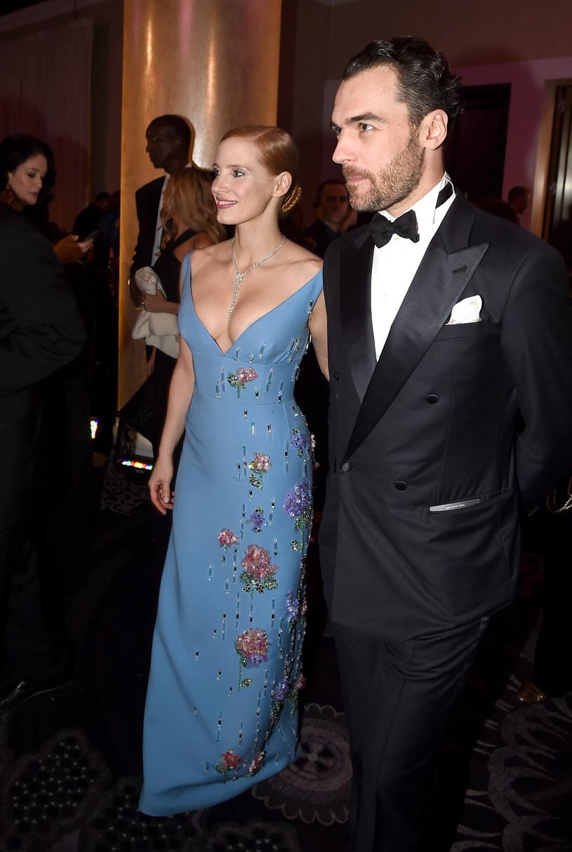 Po pięciu latach związku zdecydowali się na ślub /Kevin Winter /Getty Images