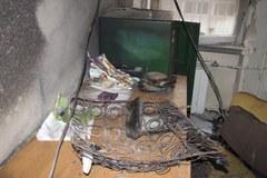 Po pijanemu podpalili komisariat policji
