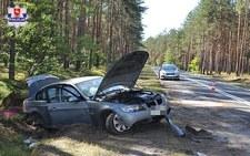 00098R6DGKFETW2J-C307 Po pijanemu wiózł dzieci, doprowadził do wypadku