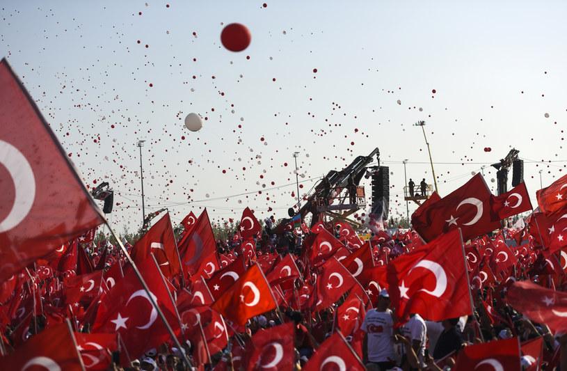 Po podjętej przez część wojskowych próbie przewrotu w Turcji władze przystąpiły do czystek, zdj. ilustracyjne /AFP