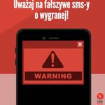 Po Polsce krąży groźny SMS - dotyczy loterii szczepionkowej