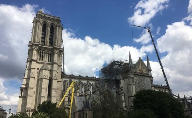 Po pożarze Notre-Dame: 5 szkół zamkniętych z powodu stężenia ołowiu