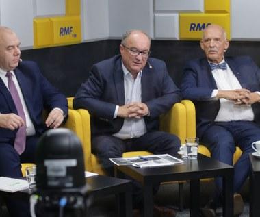 """Po prostu Polska"". Debata liderów"