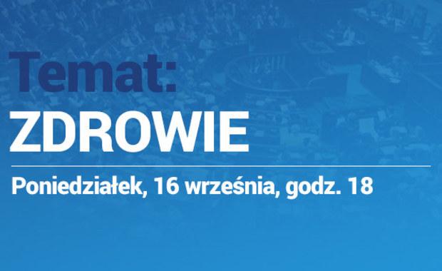 """""""Po prostu Polska"""": Zapraszamy na debaty wyborcze 2019. Dzisiaj tematem zdrowie!"""