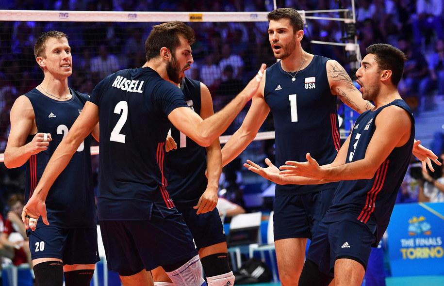 Po przegranym półfinale z Polakami Amerykanie chcą się zrehabilitować /DANIEL DAL ZENNARO  /PAP/EPA