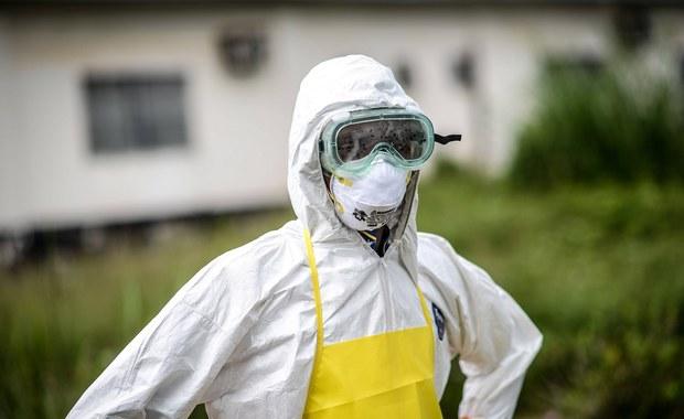 Po przerwie dwa nowe przypadki eboli  w Gwinei