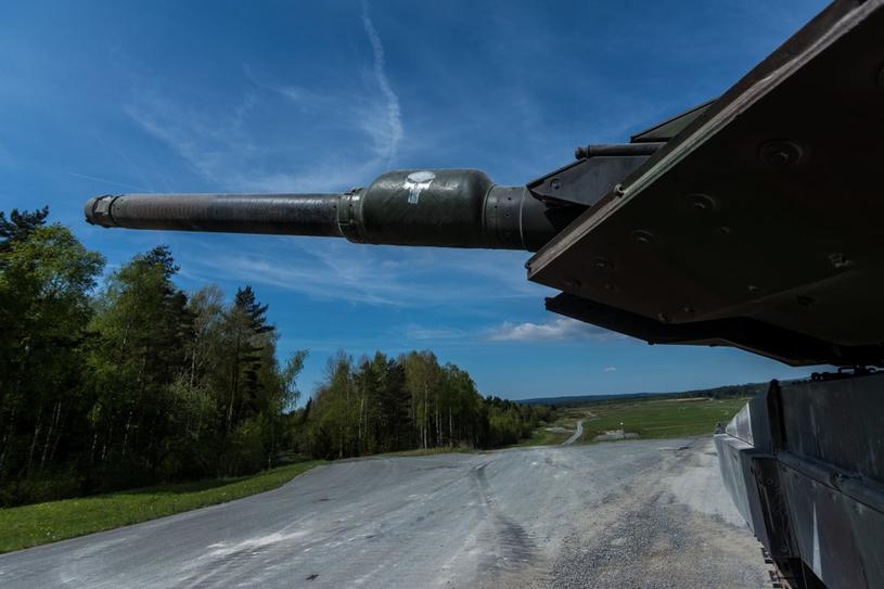Po przerzuceniu Leopardów do Warszawy zniweczono lata szkolenia i certyfikacji 11 LDKPanc. /st.chor. Rafał Mniedło  /domena publiczna