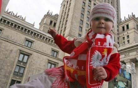Po przyznaniu nam Euro 2012 radość była ogólnonarodowa /AFP