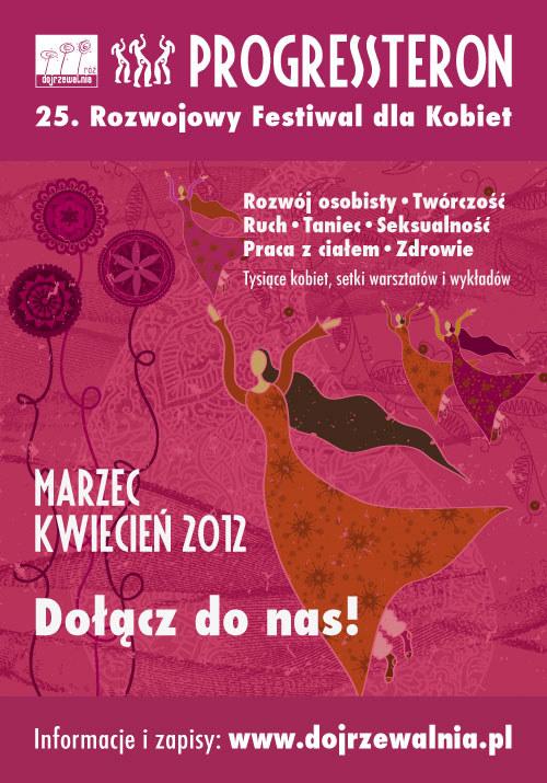 Po raz 25. odbędzie się festiwal Progressteron /INTERIA.PL
