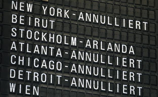 Po raz kolejny będą strajkowali piloci Lufthansy... /AFP
