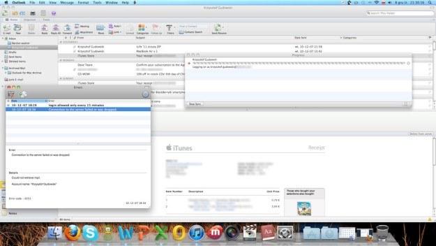 Po raz pierwszy możemy korzystać z pełnoprawnego Outlooka /INTERIA.PL