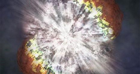 Po raz pierwszy zajrzano do wnętrza supernowej /NASA