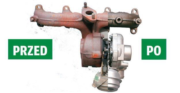 Po regeneracji turbosprężarka uzyskuje taką samą sprawność, jak nowy zespół. To element, który warto regenerować. /Motor