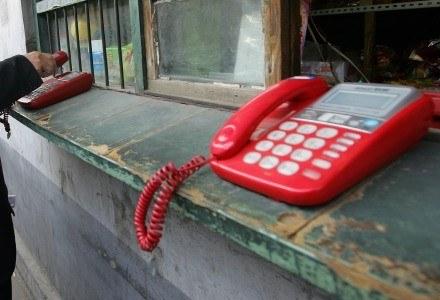 Po sieci Era w telfonię stacjonarną wejdzie Plus? /AFP