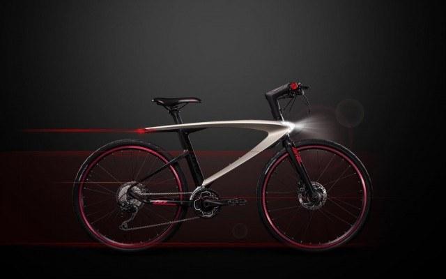 Po smartfonach i smartwatchach przyszedł czas na inteligentny rower /materiały prasowe