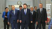 PO spotka się z liderami opozycji w sprawie wotum nieufności