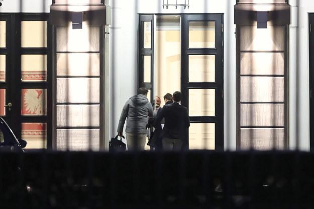 Po spotkaniu Andrzeja Dudy z reprezentantami parlamentu. Prezydent nie zdradził, czy podpisze ustawę dyscyplinującą