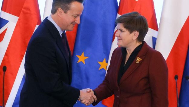 Po spotkaniu Szydło-Cameron: Zmiany nie dotkną praw osób obecnie pracujących w Wielkiej Brytanii