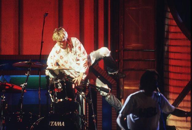 "Po sukcesie ""Nevermind"" Kurt Cobain latał wysoko fot. Frank Micelotta /Getty Images/Flash Press Media"