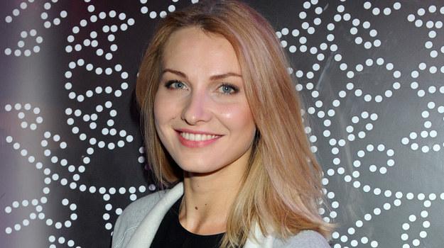 """Po sukcesie serialu """"Anna German"""", otworzył się przed nią rynek filmowy na Wschodzie. Ostatnie miesiące spędziła na planie produkcji """"Talianka"""". W tym serialu gra włoską baletnicę, która wychodzi za mąż za Rosjanina. /Piotr Andrzejczak /MWMedia"""