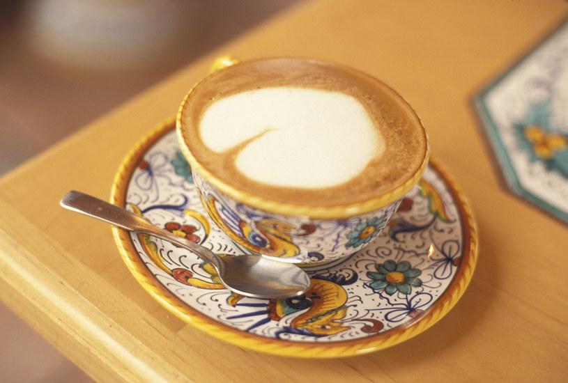 Po takim cappucino dzień od razu staje się piękniejszy /© Photogenica