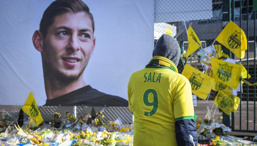 Po tragicznej śmierci Sali wychodzą na jaw nowe fakty. Nie chciał odchodzić do Cardiff