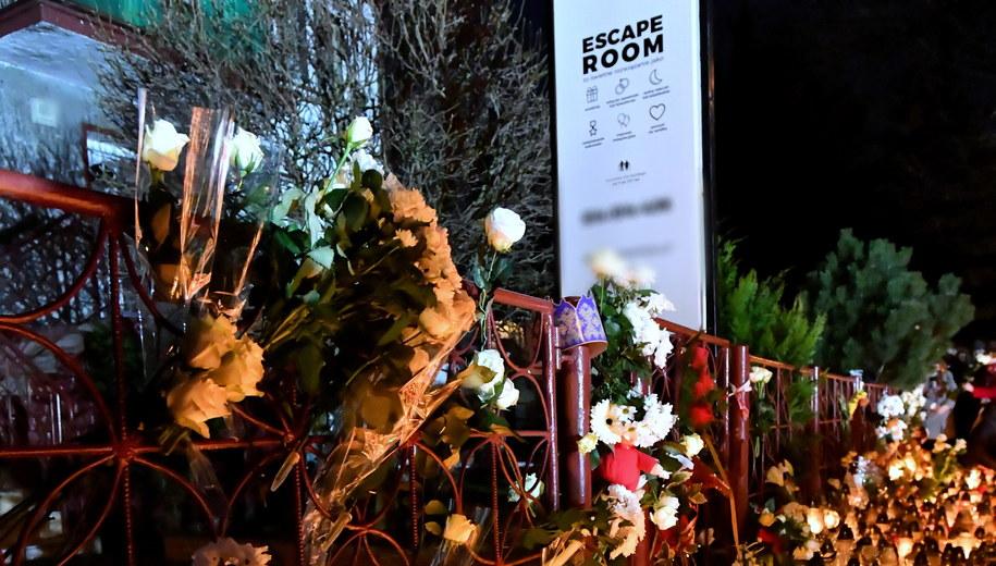 Po tragicznym pożarze w Koszalinie trwają kontrole w escape roomach w całej Polsce / Marcin Bielecki    /PAP