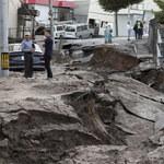 Po trzęsieniu ziemi odwołano mecz Japonia - Chile