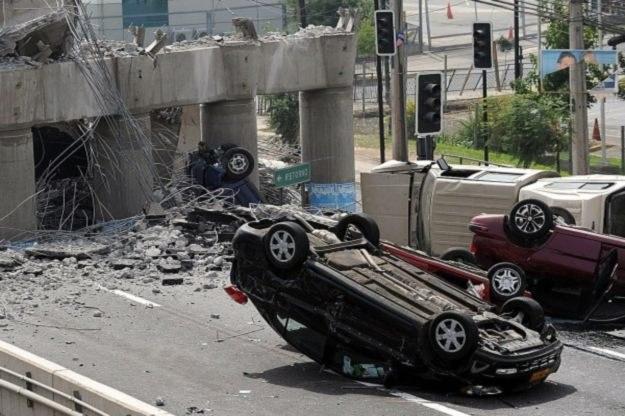 Po trzęsieniu ziemi w Chile w internecie pojawiły się dziesiątki stron internetowych /AFP