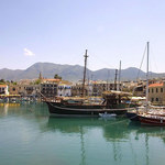 Po tureckiej stronie wyspy
