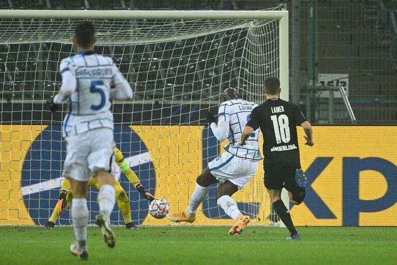 Po tym golu Romelu Lukaku Inter prowadził 3-1 /AFP