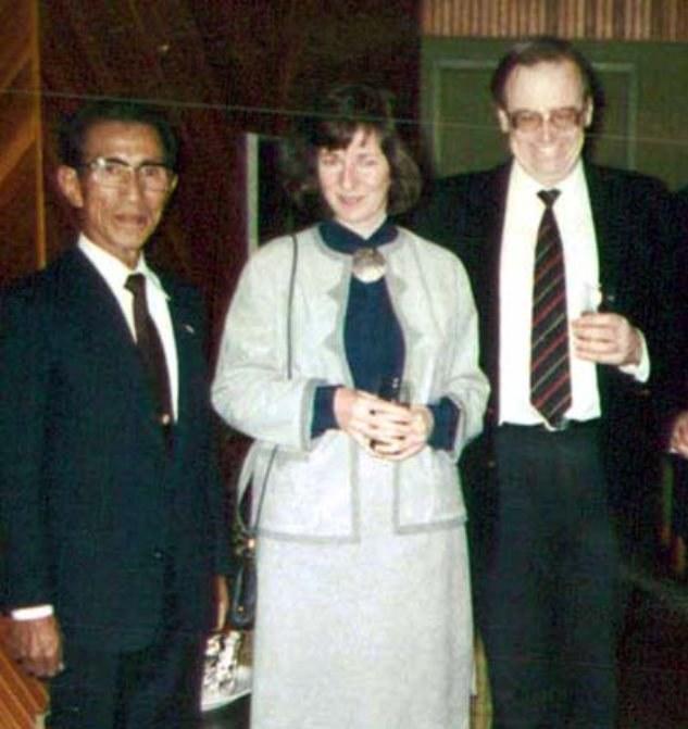 Po wojnie Hiroo Onoda stał się znanym działaczem społecznym /materiały prasowe