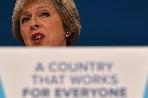 Po wyborach szansa na miękki brexit /AFP