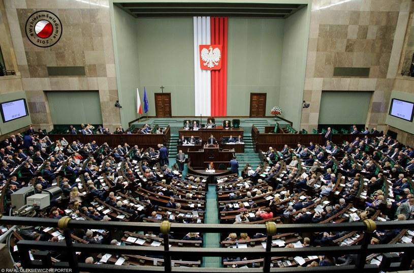 Po wyborach zostaną wprowadzone zmiany w konstytucji? /Rafal Oleksiewicz/REPORTER /East News