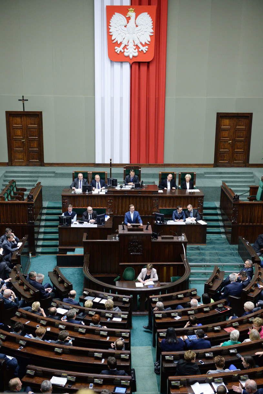 PO wycofała się z projektu /Jacek Turczyk /PAP