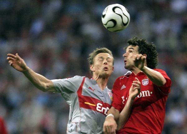 Po wygranej nad VfB Stuttgart piłkarze Bayernu Monachium są o krok od mistrzowskiego tytułu /AFP