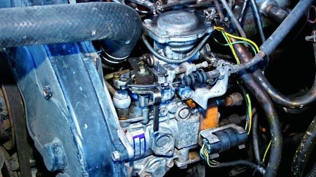 Po wymianie rozrządu w silniku wysokoprężnym należy sprawdzić kąt wyprzedzenia wtrysku. /Motor