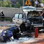 Po wypadku motocyklistów. Jest zarzut dla kierowcy auta