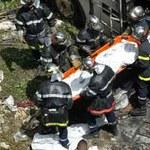 Po wypadku pod Grenoble