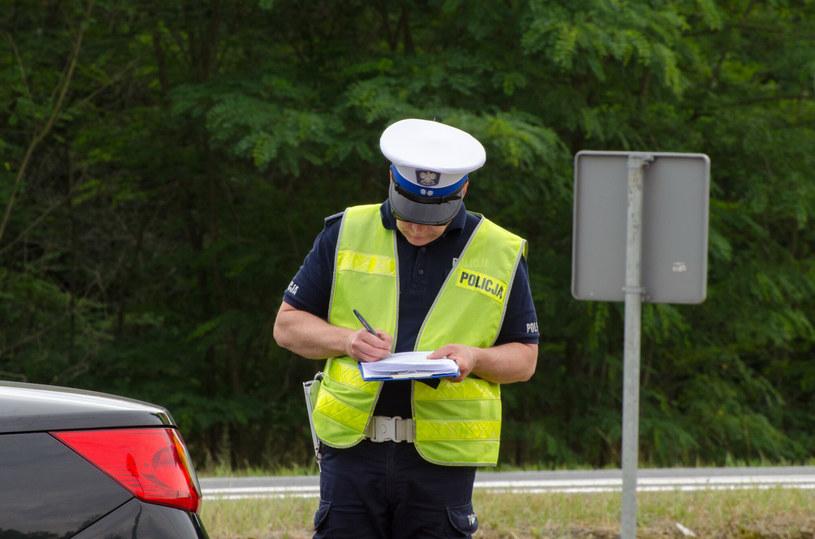 Po wypadku policjanci nie będą już wypełniać dokumentów papierowych, ale formularze online /NewsLubuski /East News