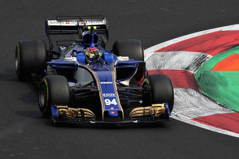Po zakończeniu sezonu Wehrlein straci miejsce w Sauberze /AFP