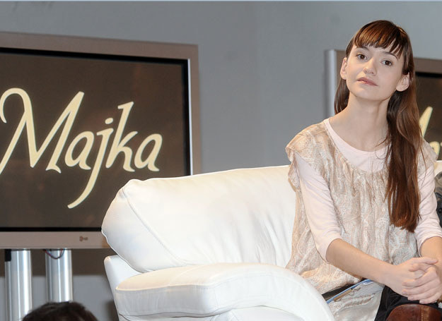 """Po zakończeniu zdjęć do """"Majki"""" Joanna Osyda wraca do szkoły / fot. A. Szilagyi /MWMedia"""