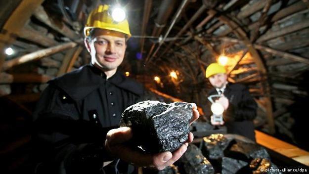 Po zamknięciu ostatniej kopalni węgla kamiennego w 2018 roku Niemcy będą potrzebować tego paliwa /Deutsche Welle