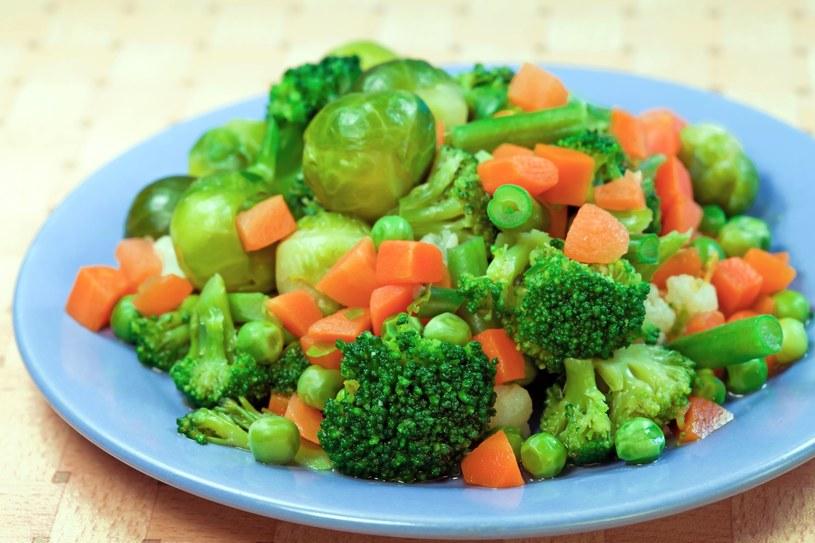 Po zapaleniu trzustki twój jadłospis powinien zawierać m.in. gotowane warzywa /123RF/PICSEL