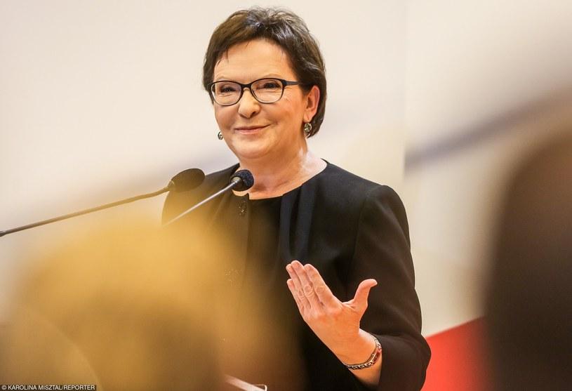 """PO zapewne dojdzie do zmian we władzach, bo przywództwo Ewy Kopacz było """"merytorycznie słabe"""" /Karolina Misztal /Reporter"""