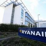 Po zapowiedzi strajku pilotów Ryanair odwołał 250 lotów